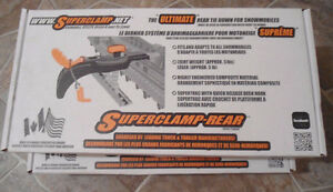 Rear Superclamps ( New Tie-Down Systems )