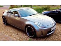 350z GT - EBC yellow stuff pads & discs - 20 inch wheels - Nissan - UK spec - Fully Serviced