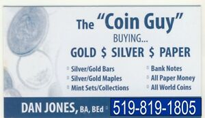CASH$$$- BuyingALL COINS+UNWANTED JEWELRY Feb11,19,234 Windsor Region Ontario image 4