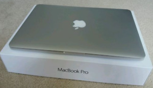 "2015 Macbook Pro Retina 13"" - maxed out"