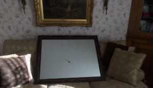 miroir antique / Antique Mirror