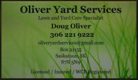 VACATION COVERAGE / LAWN SERVICE / MOWING