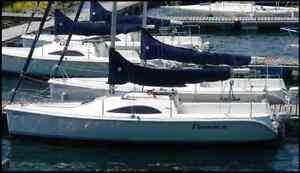 Martin 244 24' Sailboat