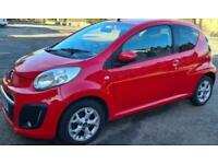 2012 62 CITROEN C1 1.0 VTR PLUS 3D 67 BHP 6 MONTH WARRANTY