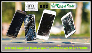 iFIX Phones located in King of Trade!  NEW LOCATION!