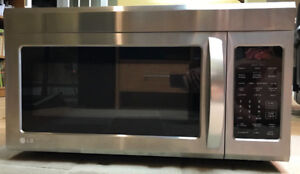 Micro ondes hotte neuf LG