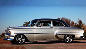 WANTED TO BUY 1950 to 1954 CHEVROLET