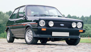 Wanted 1976-1989 Ford Fiesta