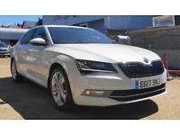2017 Skoda Superb 1.4 TSI SE L Executive ACT DSG Hatchback 5dr