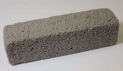 Pet Fur Remover Rock Block Stone Hair Detail Brush Upholstery Carpet PHROCK1
