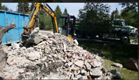 Excavation/Skidsteer/Dump trailer/truck services