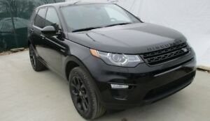 2016 Land Rover Discovery Sport HSE Luxury 4WD - Santorini Black