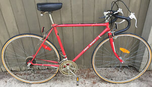 Free Spirit Vintage Road Bike Red 10 Speed