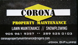LAWN CUTTING SERVICE - CORONA PROPERTY MAINTENANCE