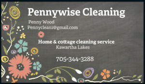 Home and cottage cleaning service