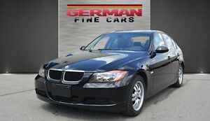 2007 BMW 323I | LEATHER |SUN ROOF | ALLOY RIMS |***ACCIDENT FREE