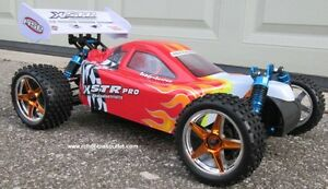New RC Brushless Electric RC Buggy / Car LIPO 4WD 2.4G Belleville Belleville Area image 4
