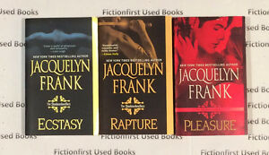 """**Autographed Trilogy** """"The Shadowdwellers"""" by: Jacquelyn Frank"""