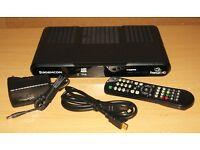 Freesat Sagem DS 186 Digital satellite TV receiver