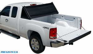 Folding Tonneau Covers FORD DODGE CHEV & MORE - FREE SHIPPING! Prince George British Columbia image 7