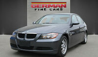 2007 BMW 323I |LEATHER ALLOY RIMS VERY CLEAN | ONLY 105,000KM