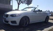 M-Sport 2015 BMW 2.20i Convertible Balmain Leichhardt Area Preview