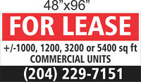Cheapest office/retail space in town!!!