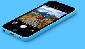 Telephone Cellulaire Apple iPhone 5c Bleu Comme Neuf - iPod