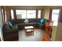 Caravan for rent September weekend At Sandylands passes included