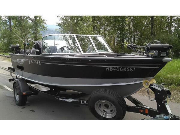 Used 2009 Lund Boat Co LUND 1700 PRO SPORT ***Like New***