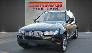 2010 BMW X3 3.0I AWD Executive PKG**ONLY 122,000KM