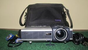 BENQ DLP PROJECTOR HOME THEATER BUSINESS PRESENTATIONS Peterborough Peterborough Area image 1