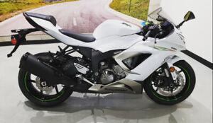 2017 Kawasaki ZX-6r 636 ABS