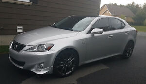 LEXUS IS350 IS 350 2011 awd intégrale 306HP LUXURY PACKAGE-FULL
