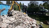 Excavation/Demolition/Construction