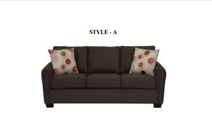 Brand new sofa and loveseat $1348+15 DIFFERENT COLORS TO CHOOSE!