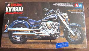 Tamiya 1:12 Yamaha XV1600 RoadStar (japan import), brand-new
