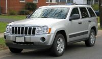WANT 2005 AND UP Jeep Grand Cherokee