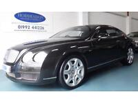 2005 03 BENTLEY CONTINENTAL 6.0 GT 2D AUTO 550 BHP