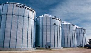 Grain Bins - Grain Conditioning - Grain Handling