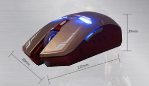 Iron man Wireless Mouse BRAND NEW LOWEST PRICE ONLINE