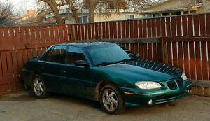 1997 Pontiac Grand Am SE Other