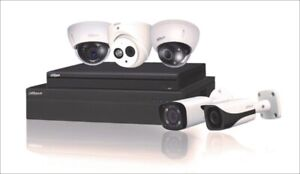 Security Cameras---No monthly or yearly fee