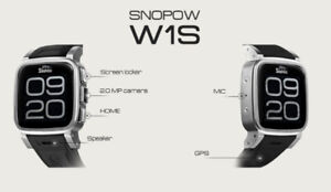SNOPOW W1S android waterproof watch phone