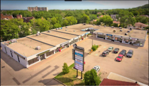 Retail Plaza Space in East Hamilton