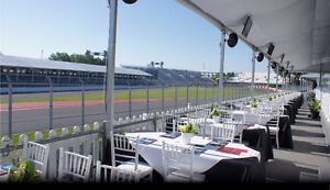 F1 Montreal VIP Suite Access+Open Bar and Meals included