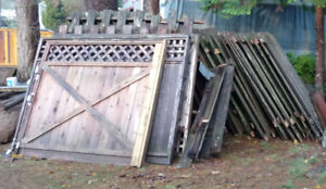 Fence Panels/Boards