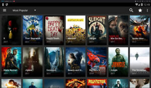 Android Program! Kodi Apk's Movies Shows Live TV!! One time fee!