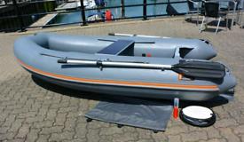 F-Rib 275 inflatable boat