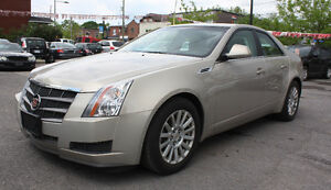 2009 Cadillac CTS4  AWD**PANORAMIC SUNROOF***FINANCING AVAILABLE